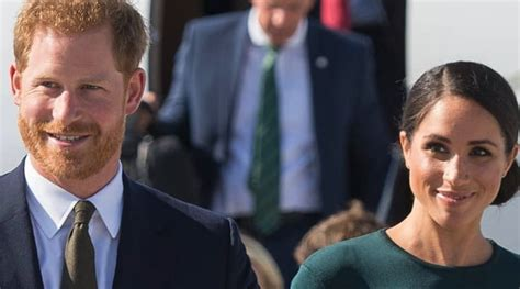 Meghan Markle And Prince Harry Bookmakers Expect Royal