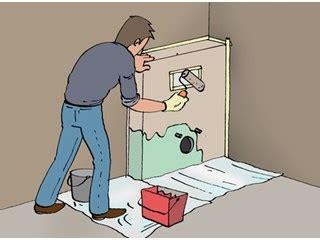 hangend toilet afwerken hangtoilet inbouwen en afwerken badkamer livios