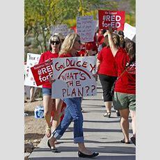 Arizona Teachers Join Others Nationally Seeking Pay Hikes Breitbart