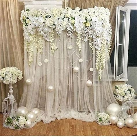 1712 best Wedding Backdrops images on Pinterest Marriage