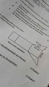 Binomialkoeffizienten Berechnen : oberfl cheninhalt prisma mathelounge ~ Themetempest.com Abrechnung