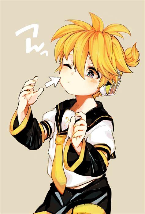 Kagamine Len#1525154 Zerochan