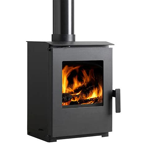 Vega ST Multi Fuel Stove (4.8kW)   Buy From VFS