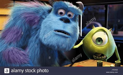 Mike Film Title Monsters Inc Stock Photos Mike Film