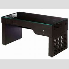 Hydra Desk Preview The Ultimate Gaming Desk  Gamingscan