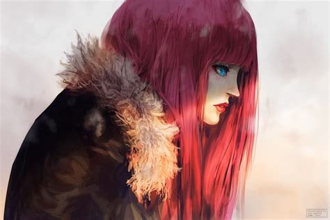 red lips lipstick zerochan anime image board
