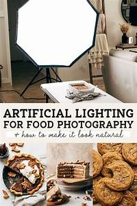 Artificial Lighting for Food Photography | Butternut Bakery