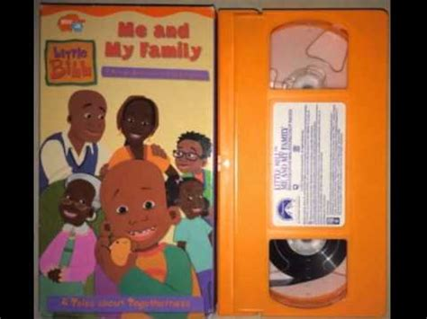 Opening To Little Billme And My Family 2001 Vhs Youtube