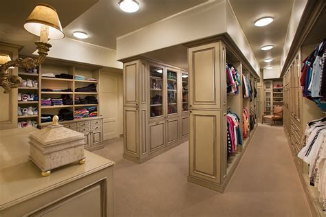 Big Wardrobe Closet by Luxury Walk In Closets