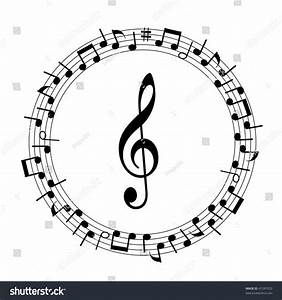 Music Notes Background Stock Vector 41347033 - Shutterstock
