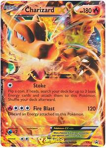 Charizard EX - XY Promos #29 Pokemon Card