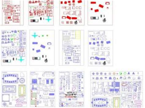 bloc autocad cuisine nouvelle bibliothèque de bloc autocad en dwg par mohammed89