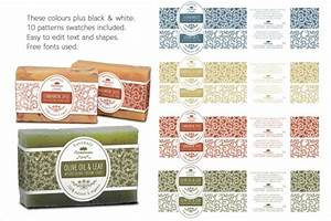 22 soap label designs psd vector eps jpg download With free soap labels to print
