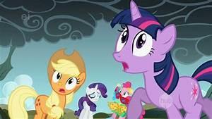 Ponykiin  My Little Pony Fus Ro Dah Compilation  Season 1