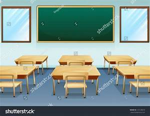 The gallery for --> Empty Classroom Drawing