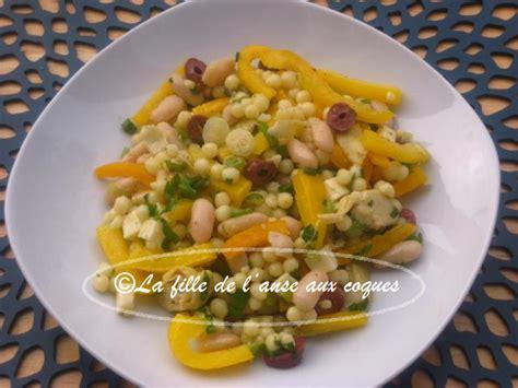 la fille de lanse aux coques salade de couscous