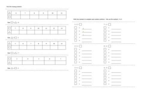 free fourth grade math worksheets edhelper