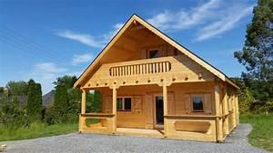 chalet maison en kit segu maison With marvelous plan gratuit de maison 11 plenitude