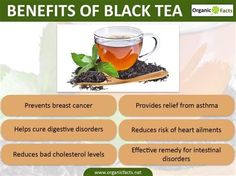black tea benefits 5 impressive benefits of black tea organic facts