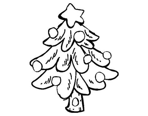 arbol de navidad dibujo rbol de navidad para colorear