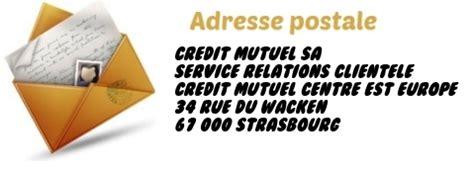 adresse siege social credit mutuel assurance auto moto crédit mutuel comment résilier