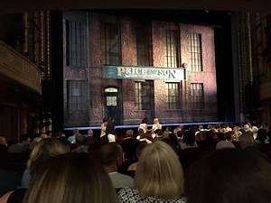 Al Hirschfeld Theatre Section Orchestra L Row P Seat 5