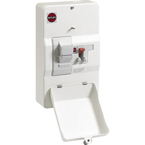 wylex domestic switch fuse 80a toolstation