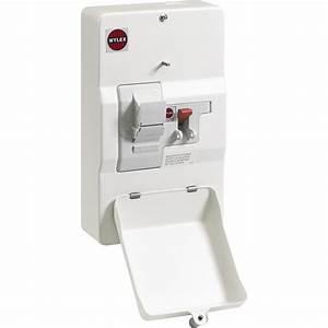 Wylex Domestic Switch Fuse 80a