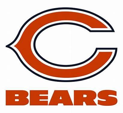 Bears Chicago Nfl Transparent Logos Clipart Football