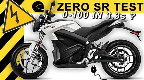 e motorrad zero 0 100 in 3 3s zero sr e motorrad test schnellstes elektro motorrad 2018