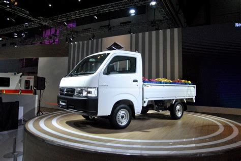Suzuki Carry 2019 Modification by Suzuki Carry Pick Up Iims 2019 Autodigest Co