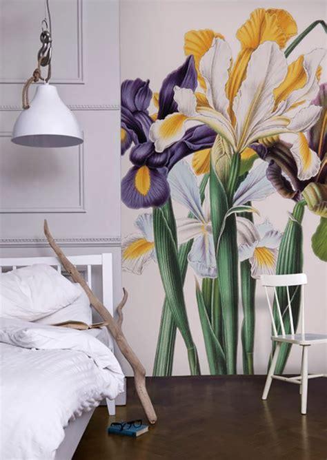 Удивительные примеры росписи в интерьере  Роскошь и уют