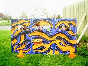 Nerf Wars Birthday Party Ideas Photo 7 of 35 Catch My