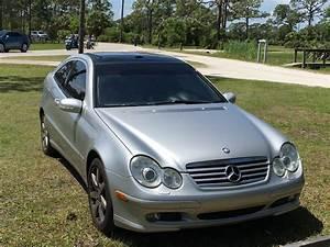 2003 Mercedes C230 Kompressor Coupe 6mt