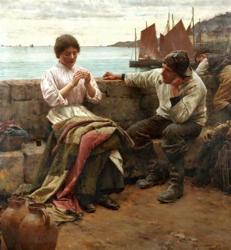 62 Best Images About Newlyn School On Pinterest - top 25 ideas about walter langley on pinterest cornwall watercolour and museums