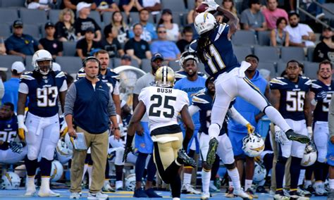 los angeles chargers   orleans saints instant analysis