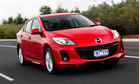 Car Sales 2012 Mazda3 Retains Its Title As Australia's