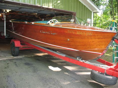 Sportsman Boats Usa by Chris Craft U20 Sportsman Boat For Sale From Usa