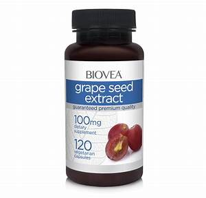 Grape Seed Extract 100mg 120 Capsules
