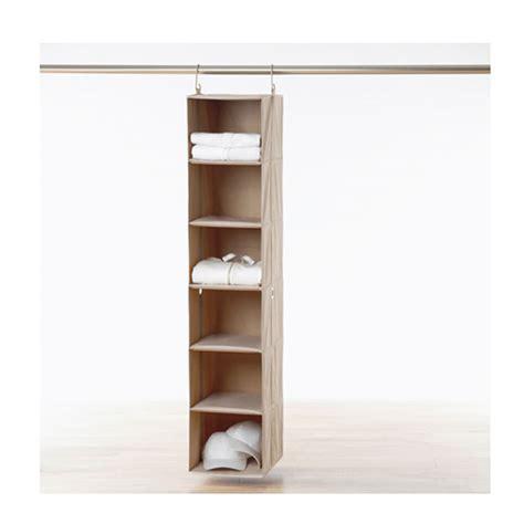 "6shelf Closet Organizer 12 12"" X 13"" X 56"" Rona"