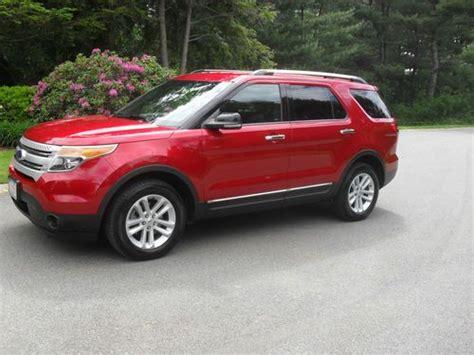 Buy used 2012 Ford Explorer XLT Sport Utility 4 Door 3.5L