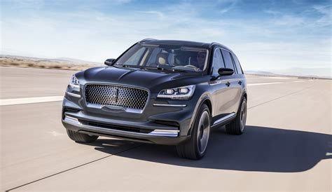 lincoln aviator top speed