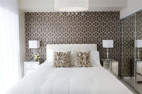 ways bedroom wallpaper  transform  space