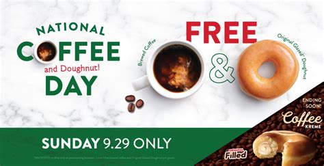 In addition to this 1937 classic we apple fritter baked chocolate cake baked coffee cake pineapple fritter***. FREE Coffee and Doughnut at Krispy Kreme TODAY ONLY - Wheel N Deal Mama