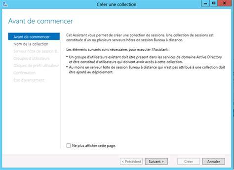 bureau à distance windows server 2012 le monde virtuel des windows server 2012