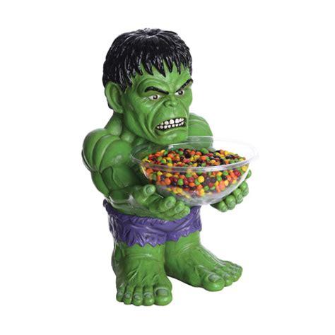 The Incredible Hulk Candy Bowl Holder  Rubies Hulk