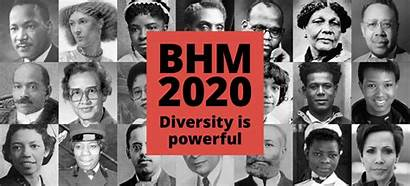 History Month Diversity Way Equality Nhs Trust