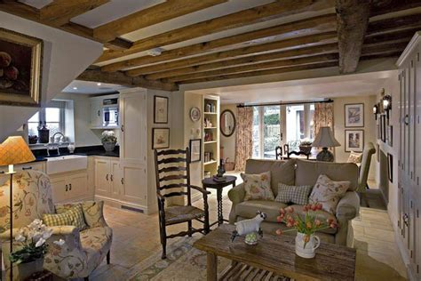 Small Open Plan Home Interiors by This Small Cottage Open Floor Plan Living Small