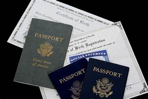 Birth certificate for passport obtaining a passport for for Passport documents birth certificate