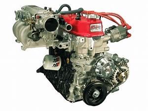 Toyota 22re Stroker Motor